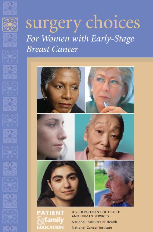 Surgery Choices for Women with Early-Stage Breast Cancer