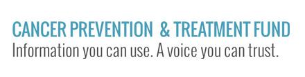 Cancer Prevention & Treatment Fund