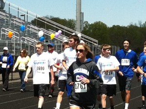 Lapthon action shot