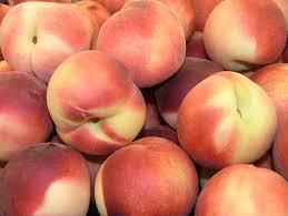 dirty dozen; peaches; pesticides and cancer